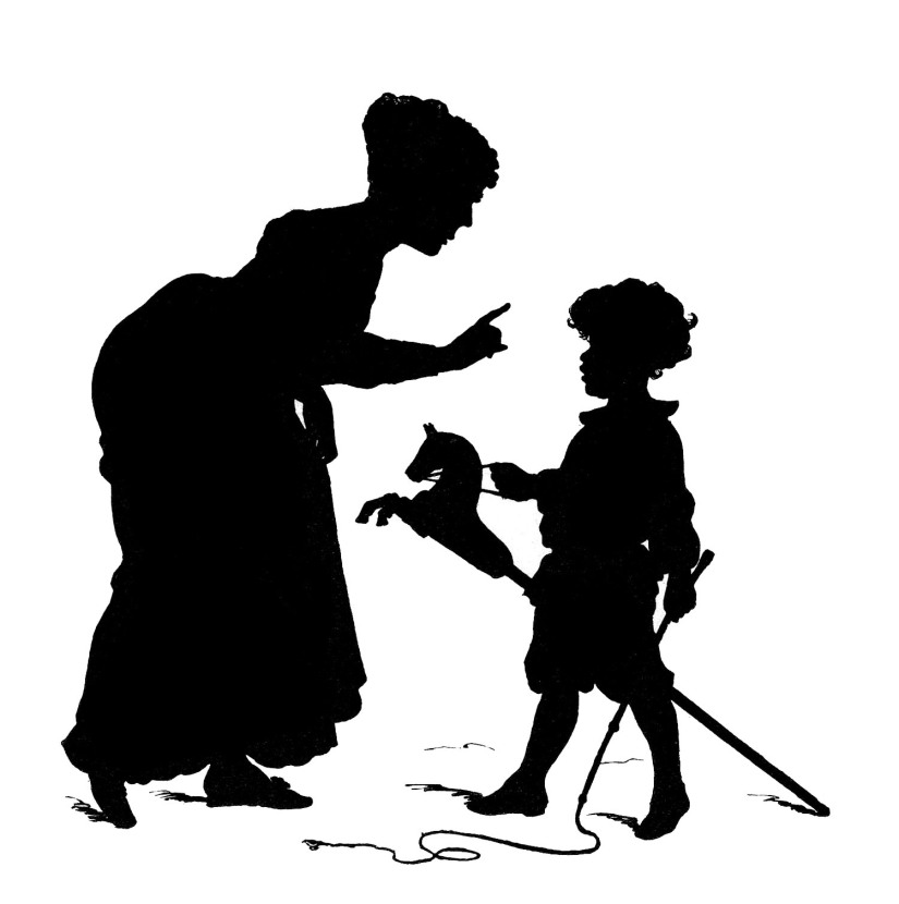 mother-and-daughter-silhouette-clip-art-713075