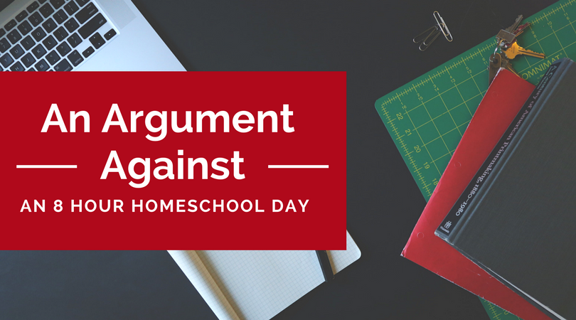getting started homeschooling grace under pressure an argument against an 8 hour homeschool day