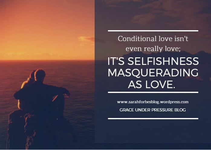 condtional-love